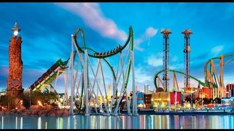 Top 10 Theme Parks