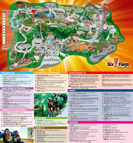 File:Six Flags Magic Mountain map.png