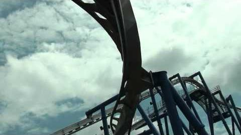 Afterburn (Carowinds) - OnRide - (1080p)