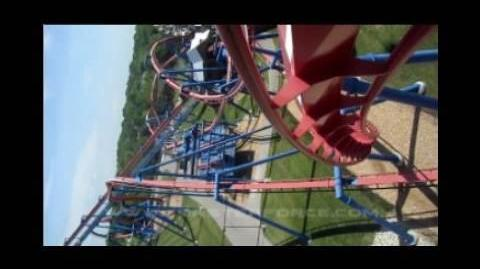 Patriot (Worlds of Fun) - OnRide