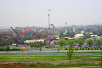Hersheypark Overview