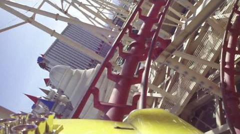Roller Coaster (New York, New York Hotel & Casino) - OnRide - (720p)