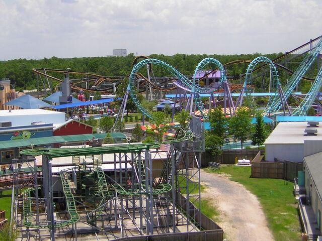 File:Six Flags NOLA Ferris Wheel View.jpg