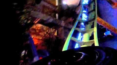 Jungle Storm (Chakazoolu Indoor Theme Park) - OnRide (360p)