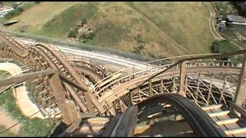 Mammut (Erlebnispark Tripsdrill) - OnRide
