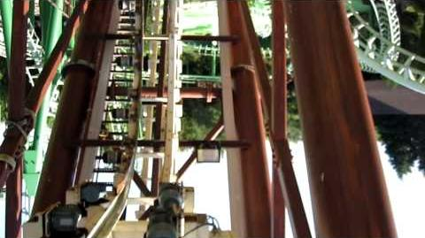 Sequoia Adventure (Gardaland) - OnRide - (720p)