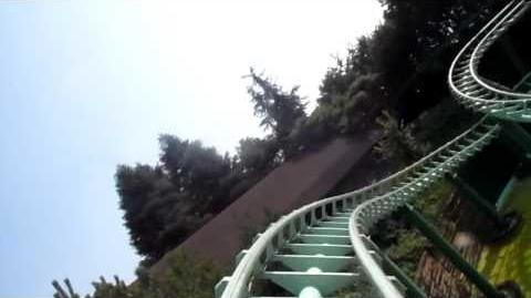 Magic Mountain (Gardaland) - OnRide - (720p)