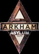 File:Arkham Asylum – Shock Therapy logo.png