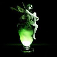 Absinthe-green-fairy-drink