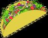 Taco detailed icon
