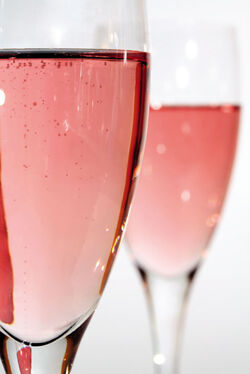 Pink-champagne