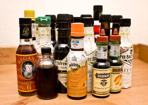 Selection of bitters