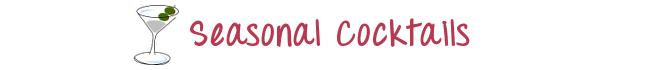 Seasonalcocktails