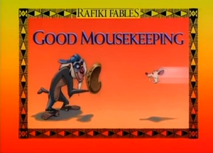 Good Mousekeeping
