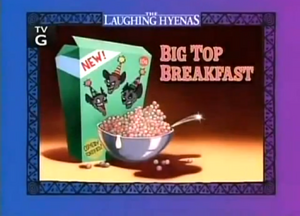 Big Top Breakfest