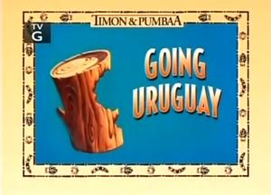 Going Uraguay
