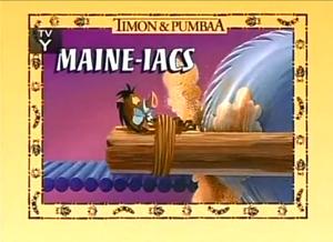 Maine Iacs