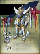 Knightmare Frame - Lancelot Conquista - B