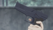 Britannian Pistol