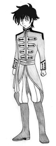 Guardsman Soran