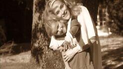 Aelita y su madre