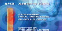 X.A.N.A.'s Kiss