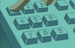 Interface keyboard numbers