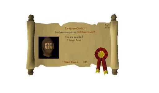Archivo:Bot Slayer quest complete.jpg