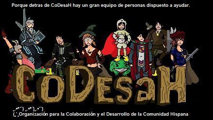 CoDeSaH (Organización para la Colaboración y el Desarrollo de la Comunidad Hispana)