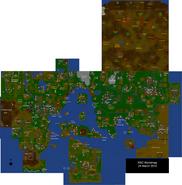 RSC World map