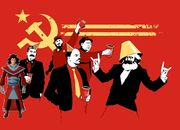 Comunist Party with Ajente02