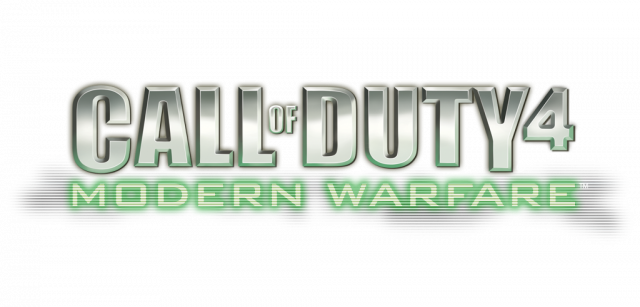 File:Call of Duty 4 logo.png