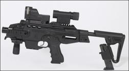 Red dawn Mega gun