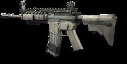 256px-M4A1 menu icon MW2