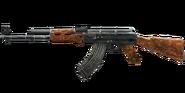 AK-47 Wood