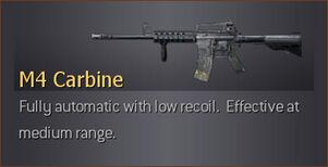 809984-m4 carbine