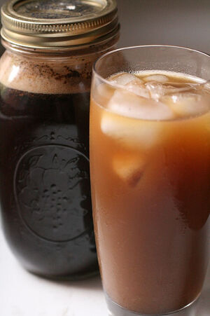 Iced-coffee-jar