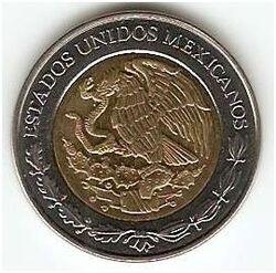 MXN 1 Peso