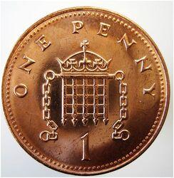 GBP 1 Penny