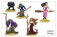 UND11 Witches