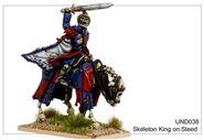 UND38 Skeleton King on Steed