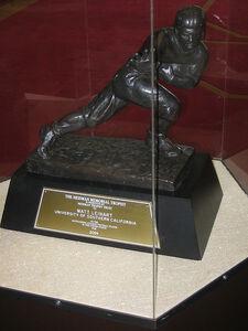 Matt Leinart's Heisman Trophy