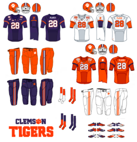 Clemson Tigers Jerseys