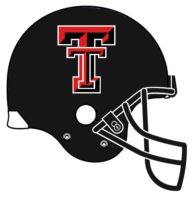 Jaguars New Helmet 2013 Texas Tech Red Raiders...