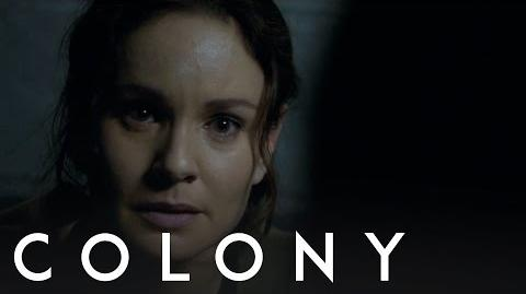 Colony Season 2 Sarah Wayne Callies