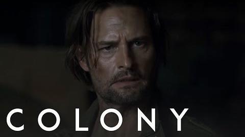Season 2, Episode 2 'Solomon's Lair' Colony