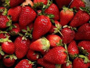 864989 strawberries