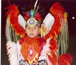 Native American Son-788