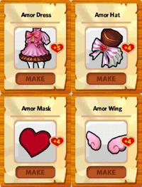Amor Costume