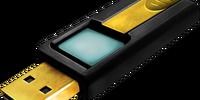 Black HiSec Key